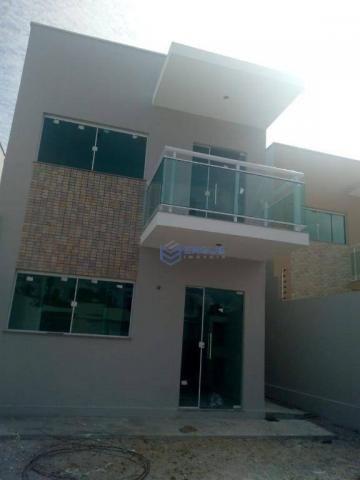 Casa à venda, 152 m² por R$ 280.000,00 - Parques das Flores - Aquiraz/CE