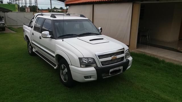 S10 Executive 2.8 4X2 CD Turbo Diesel MWM 2011/2011