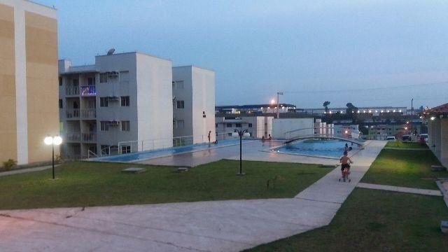 //Alugo apto com 3 quartos/ Varanda/ Campos Sales - Foto 2