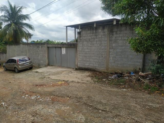 Terreno 500m² com casa / novo brasil - Foto 2