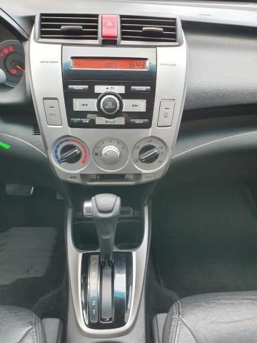 CITY 2011/2011 1.5 LX 16V FLEX 4P AUTOMÁTICO - Foto 11