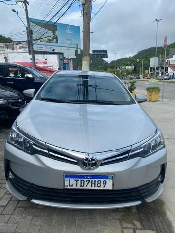 Corolla GLI Upper 2018 35.000km impecavel - Foto 7