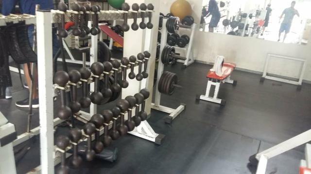 Vendo todos aparelhos de musculação - Foto 4