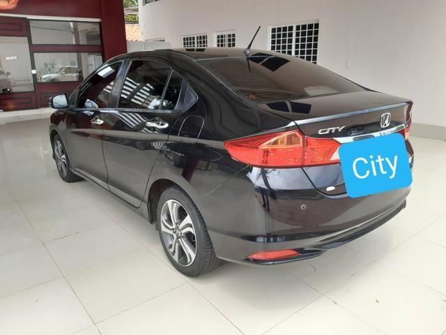Honda City EX CVT 1.5 AT 2015/Top - Foto 2