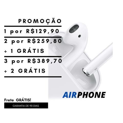 Fone de ouvido sem fio - AirPhone - Foto 2