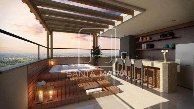 Apartamento à venda com 3 dormitórios em Bonfim paulista, Ribeirao preto cod:43677