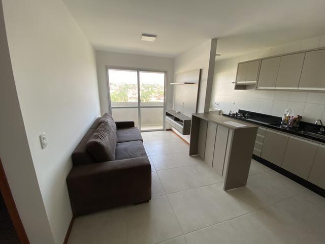 Apartamento mobiliado próximo a Unesc