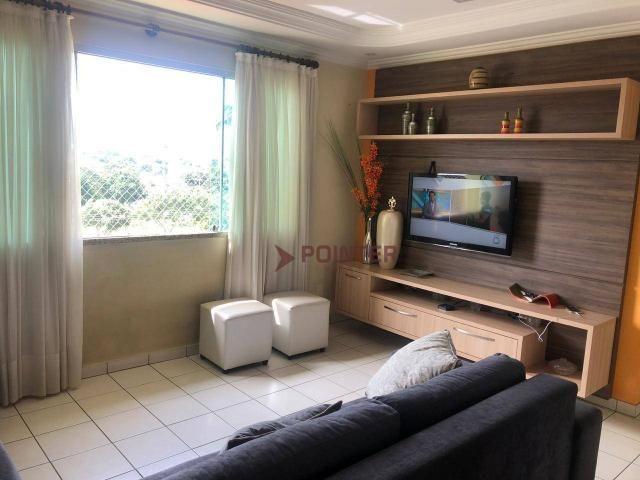 Apartamento com 3 quartos, 90 m² por R$ 270.000 - Setor Sudoeste - Goiânia/GO