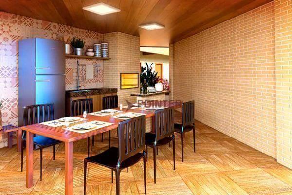 Apartamento com 3 quartos à venda, 72 m² por R$ 322.338 - Vila Rosa - Foto 3