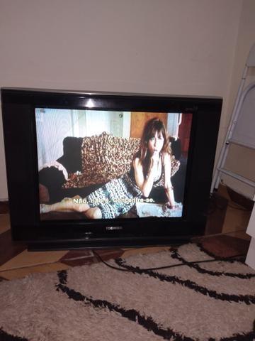 TV Toshiba 29 ultra slim perfeitamente Boa
