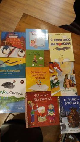 10 livros infantis *glaucia
