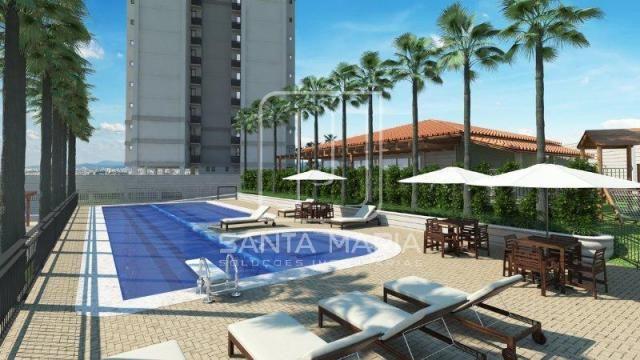 Apartamento à venda com 3 dormitórios em Bonfim paulista, Ribeirao preto cod:43677 - Foto 13