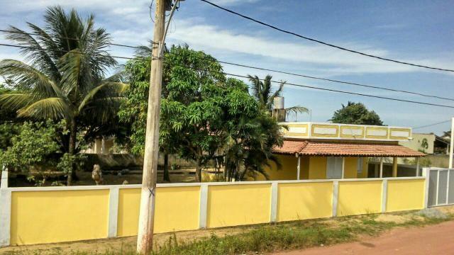 Alugo casa em Santa clara R$450,00