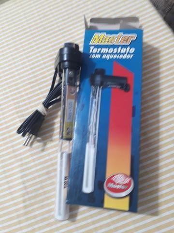 Termostato master com aquecedor novo - Foto 4