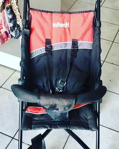 Carrinho passeio até 18kg