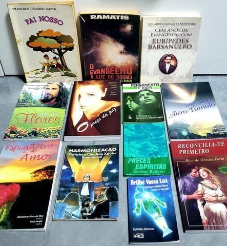 Coleção Espírita com 65 Títulos - Foto 5