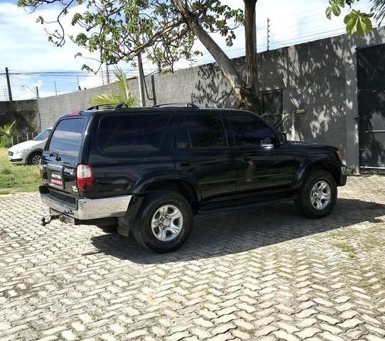 Toyota Hilux SW4 3.0T 4x4, Ano: 2001, Diesel, Completíssima TOP!!! (Muito Nova!!!) - Foto 6
