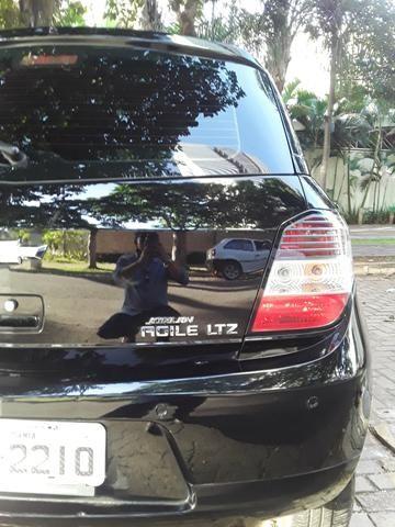 Agile 1.4 LTZ manual 2013 - Carro de concessionária Goiânia - Foto 3