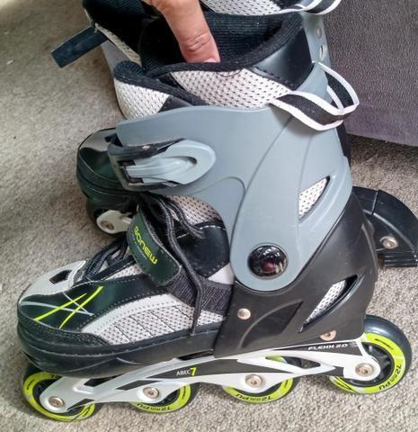 Roller patins ajustáveis