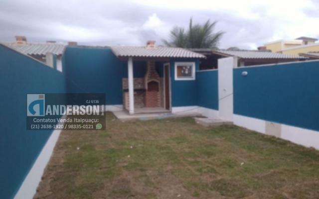 Excelente Casa em Itaipuaçu c/ 2Qtos (1 suíte), churrasqueira e chuveirão. - Foto 14