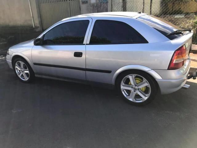 Astra gl ano 2000 roda 17 pneus novos
