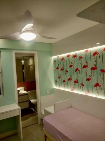 Vendo Ap. Condomínio La Place, 9 andar, Torre Lilac, 112m, 3 suítes, Varanda Gourmet - Foto 9