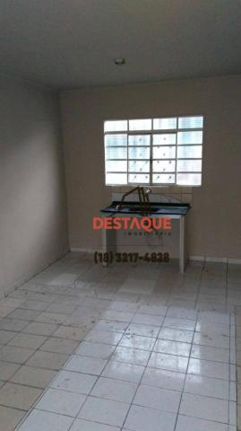 Casa com 2 dormitórios para alugar, 74 m² por R$ 800,00/mês - Conjunto Habitacional Ana Ja - Foto 5