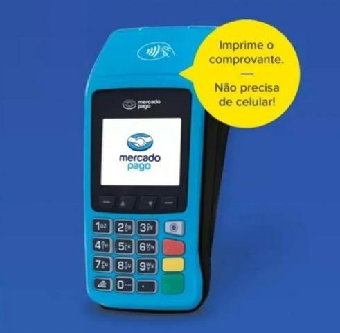Máquina de cartão Mercado Pago - Foto 3