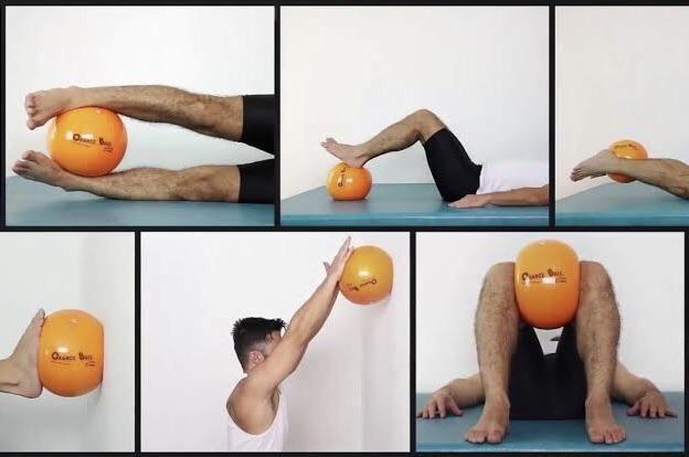 Bola de exercícios - Foto 2
