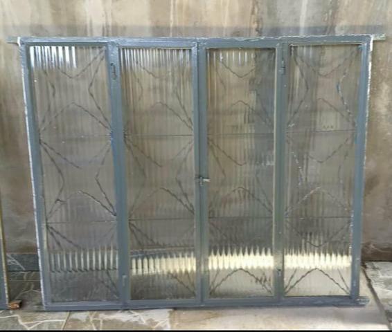 Portas e janelas de ferro - Foto 2