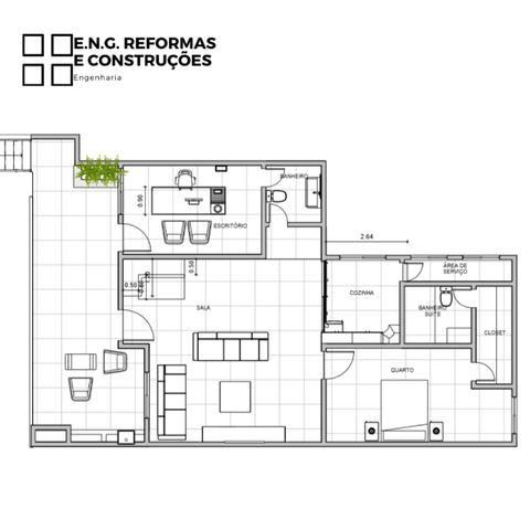 Projeto Arquitetônico R$ 10,00 m² em salvador, Bahia