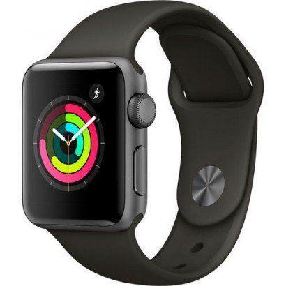 Apple watch série 3 38mm novo lacrado com 1 ano de garantia + brindes