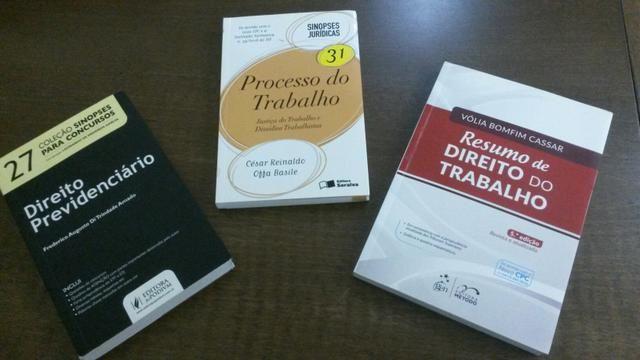 Desapego: Revisaço Juiz do Trabalho e livros jurídicos magistratura Direito - Foto 6
