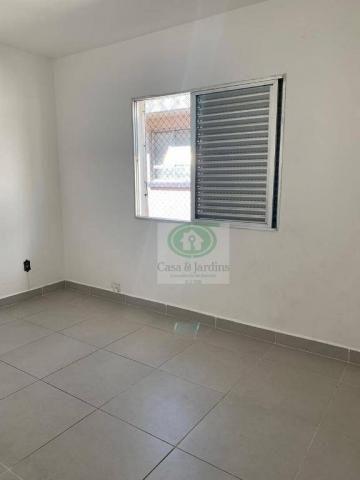 Ótimo apartamento de frente 03 dormitórios. GARAGEM FECHADA - Santos - Foto 7