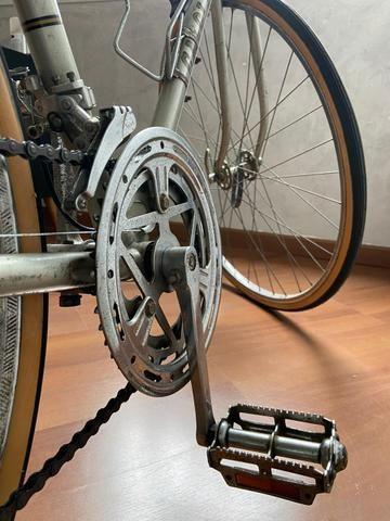 Bicicleta Caloi 10 Ano 1980 Toda Original - Foto 6