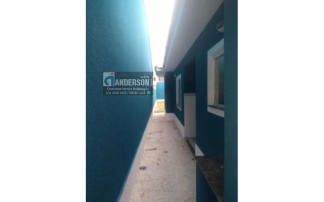 Excelente Casa em Itaipuaçu c/ 2Qtos (1 suíte), churrasqueira e chuveirão. - Foto 12