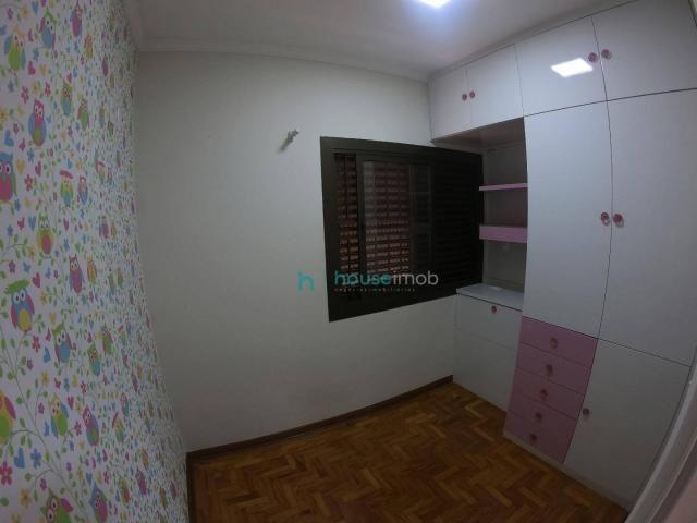 Apartamento com 3 dormitórios à venda, 99 m² por R$ 370.000 - Jardim Matilde - Ourinhos/SP - Foto 8