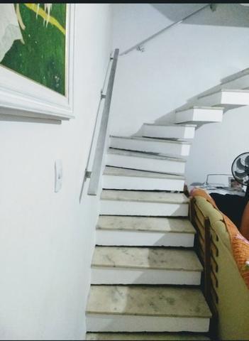 Casa de vila com varanda, 93mts 2 quartos com garagem - Foto 7