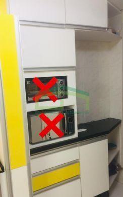 Apartamento para alugar com 2 dormitórios em Jardim elvira, Osasco cod:1148 - Foto 11
