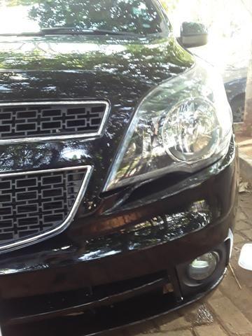 Agile 1.4 LTZ manual 2013 - Carro de concessionária Goiânia - Foto 2