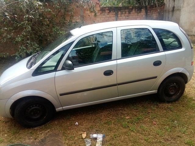Vende-se carro meriva - Foto 2