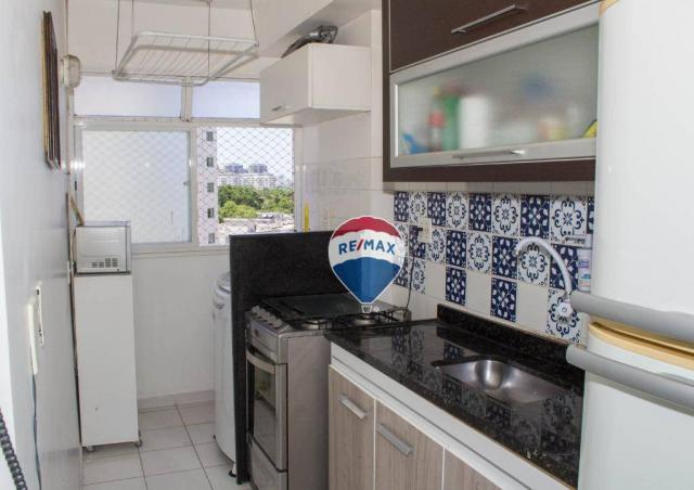 Lindo Apartamento - NeoBandeirantes - 02 Quartos - Camorim