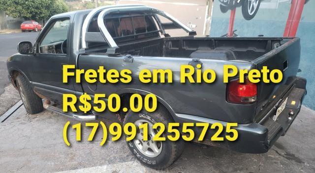 Fretes R$50,00