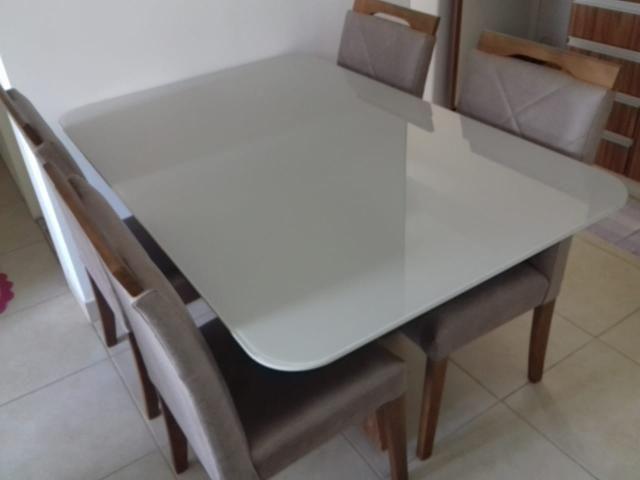 Mesa CACTOS quatro mesa nova completa - Foto 2