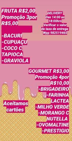 Chopp gourmet e frutas Belém - Foto 4