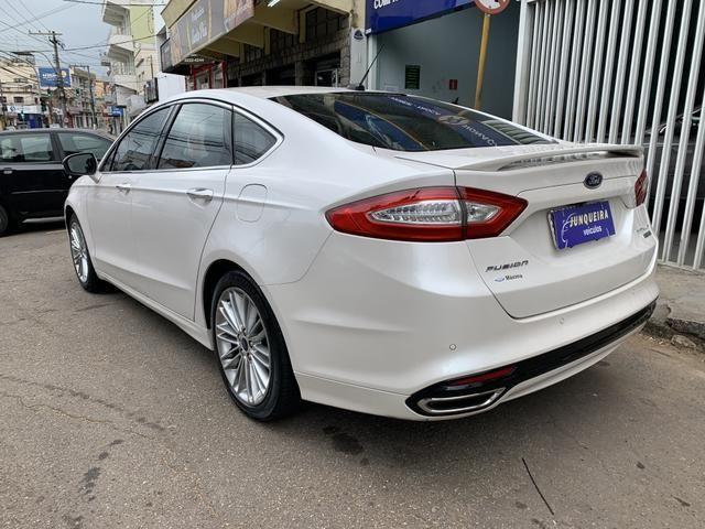 Ford Fusion 2.0 Titanium 2015 Único Dono - Foto 3