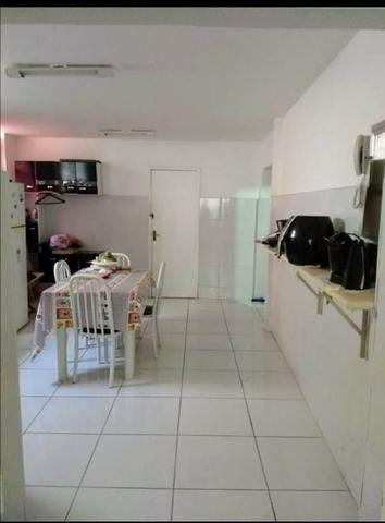 Casa de vila com varanda, 93mts 2 quartos com garagem - Foto 5