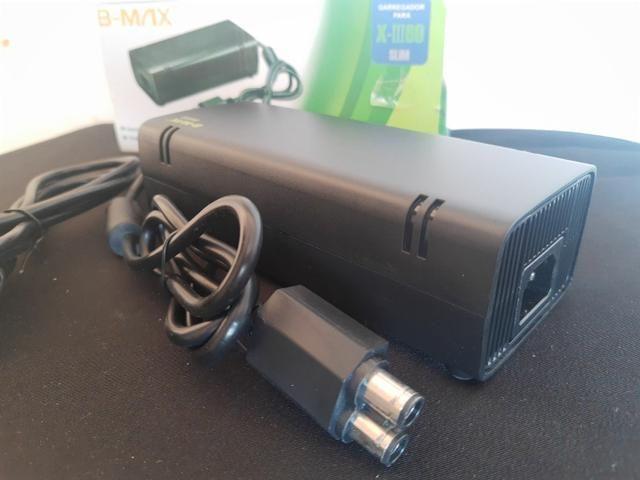 Fonte para Xbox-360 e Super Slim Bivolt<br>X-III60 2 Pinos