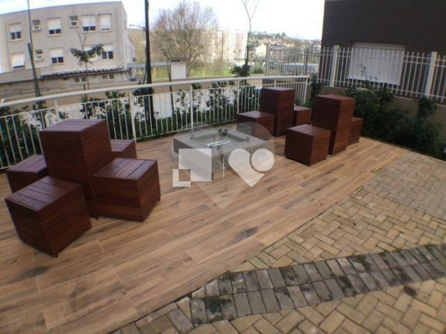 Apartamento à venda com 2 dormitórios em Jardim carvalho, Porto alegre cod:28-IM412447 - Foto 12