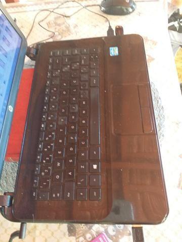 Notebook Hp 240 G2 Intel Core I3 bateria não presta - Foto 2